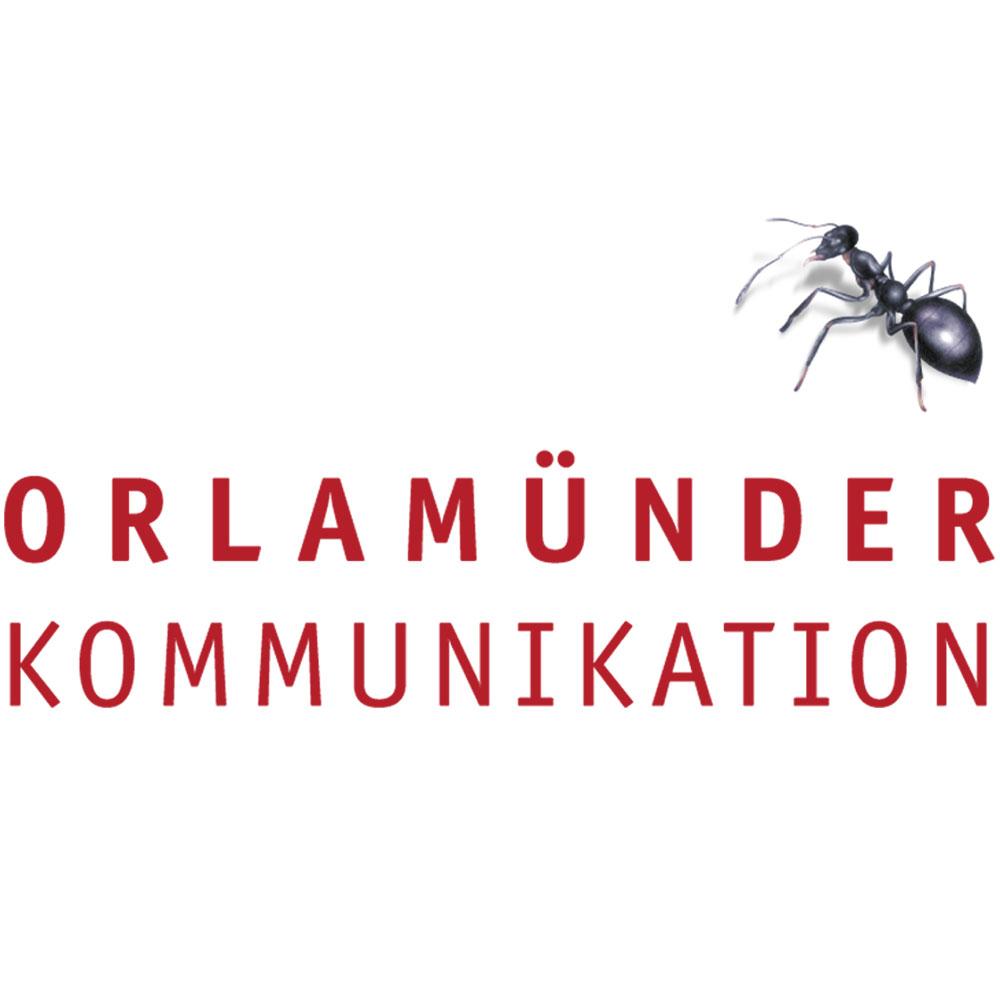 Orlamünder Kommunikation Logo